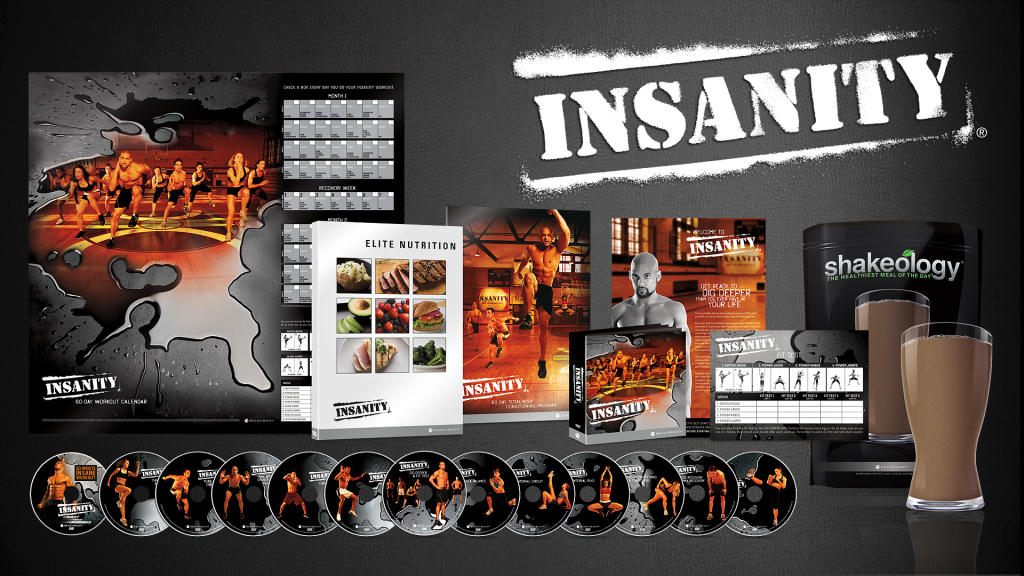 Insanity Package