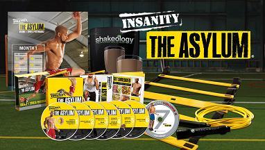Insanity the Asylum Challenge pack