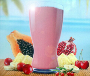 Tropical Strawberry Shakeology