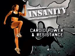 Insanity Cardio power & resistance