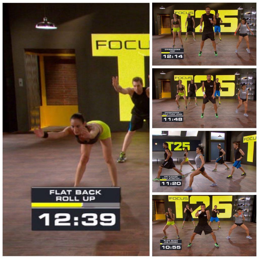 Focus T25 Speed 1.0 14-10 minutes