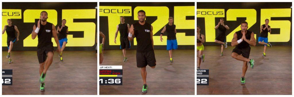 Focus T25 Up OVer Quad Stretch Prayer Hands Speed 1.0