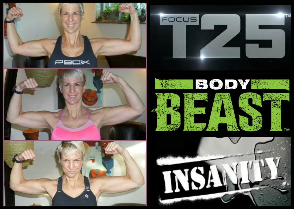 FT25 Body Beast Insanity P90X3