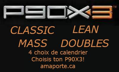 P90X3 Classic