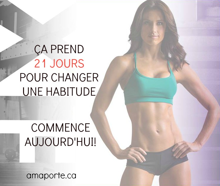 entrainement BeachBody 21 Day Fix